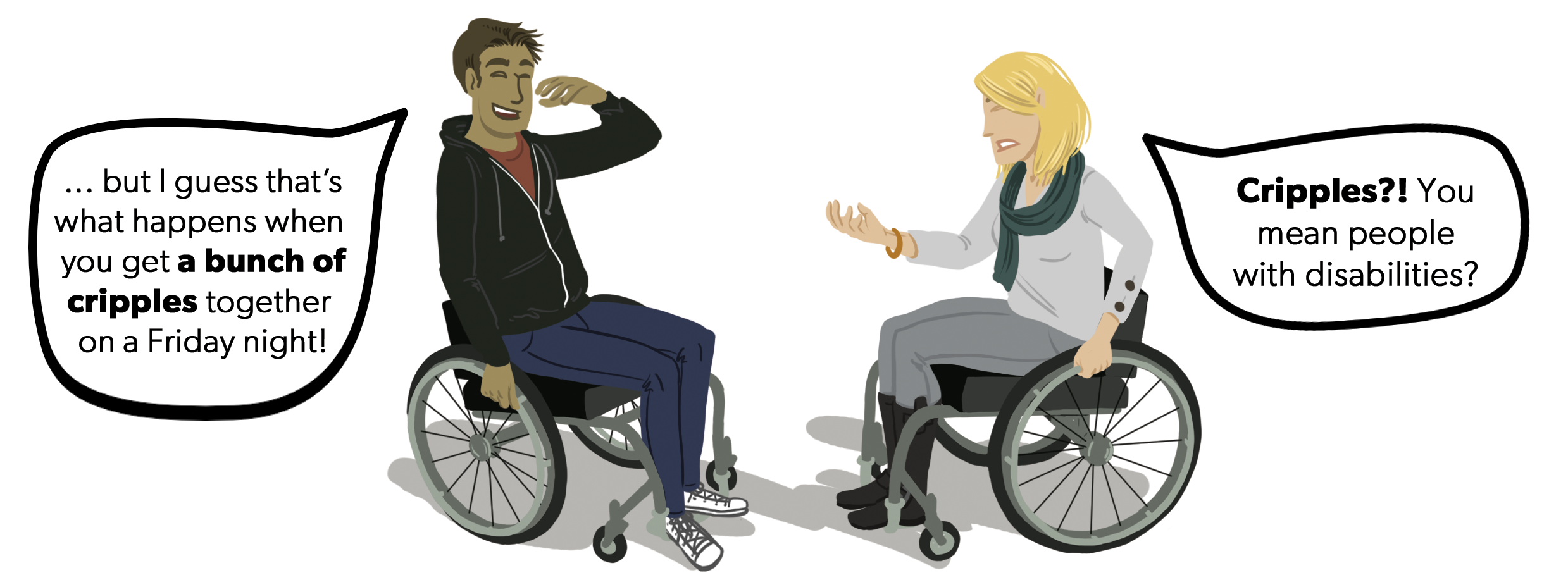 cripples