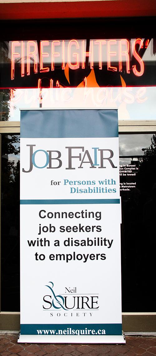 jobfairsign