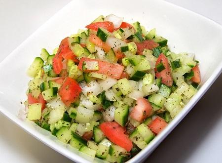 Salad-Shirazi