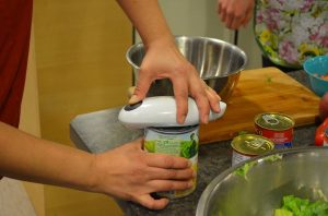 Learn about new tools and techniques at our adaptive cooking classes.