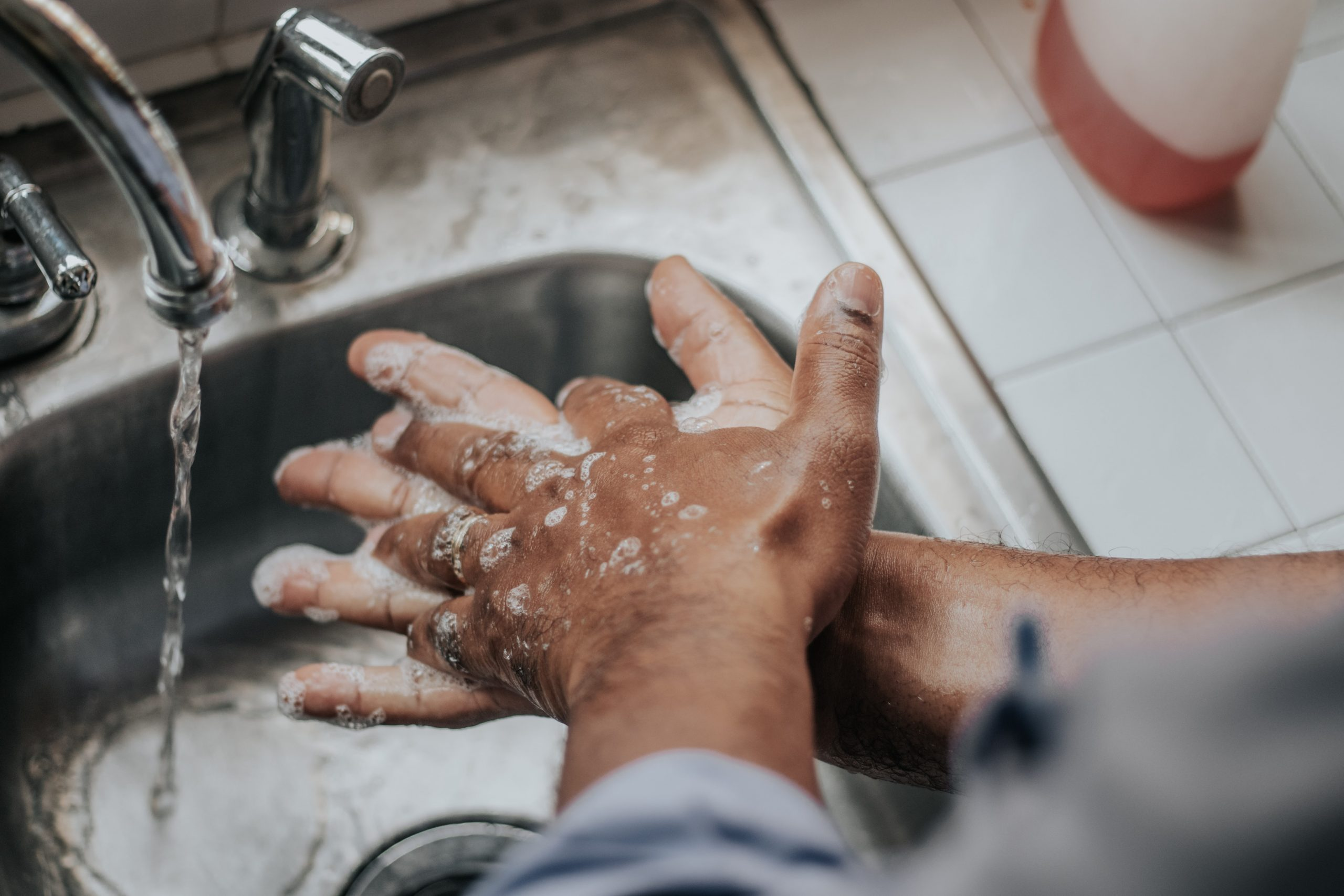 Hand Hygiene for People with Spinal Cord Injury