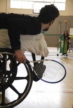 stretcher tennis